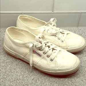 Superga canvas shoes